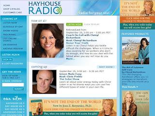 hay house radio homepage