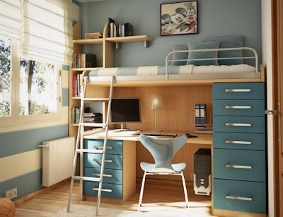 Cool Dorm Room Designs