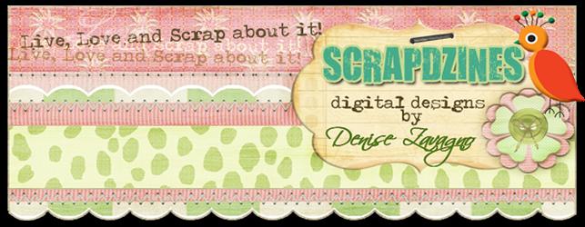 Digital ScraDZines