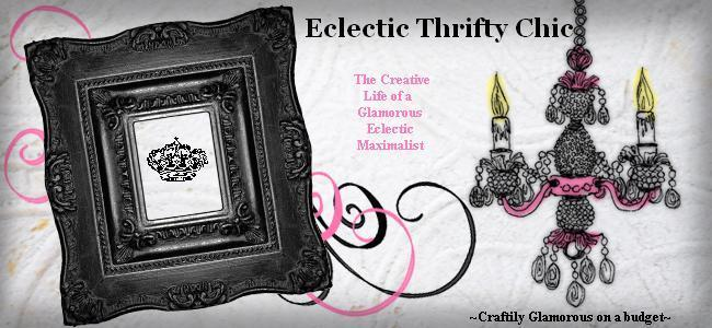 Eclectic Thrifty Chic