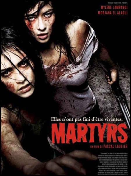 Filme Poster Martyrs DVDRip RMVB Legendado