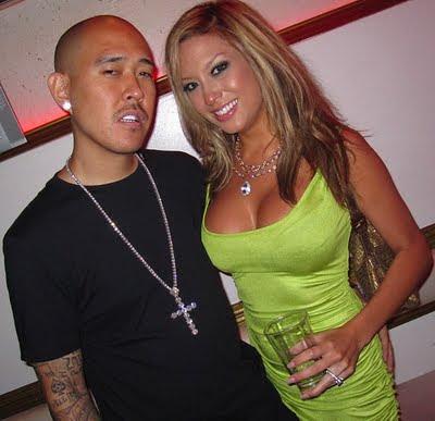 shugga s bloggyblog     pic ben baller amp his wife