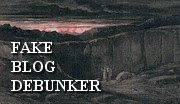 Fake Blog Debunker