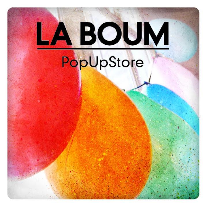 La Boum PopUpStore