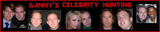 Danny's Celebrity Hunting