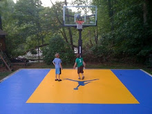 24 x 26 Shooting Court