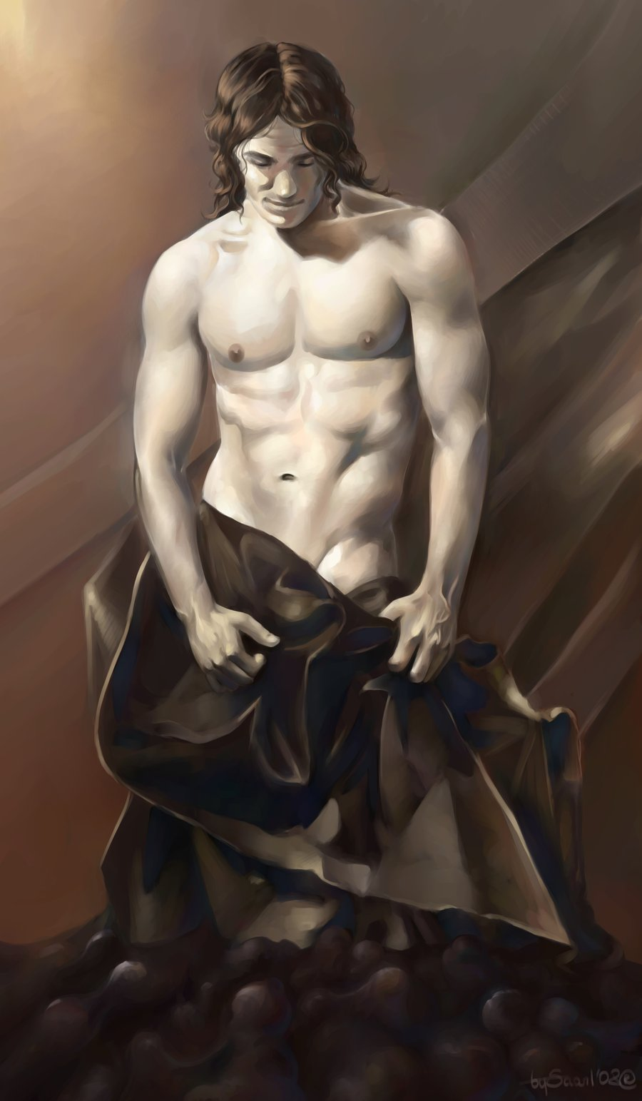 I am your Black Sun by Saarl Clips; Nude Black Milf nude black gay