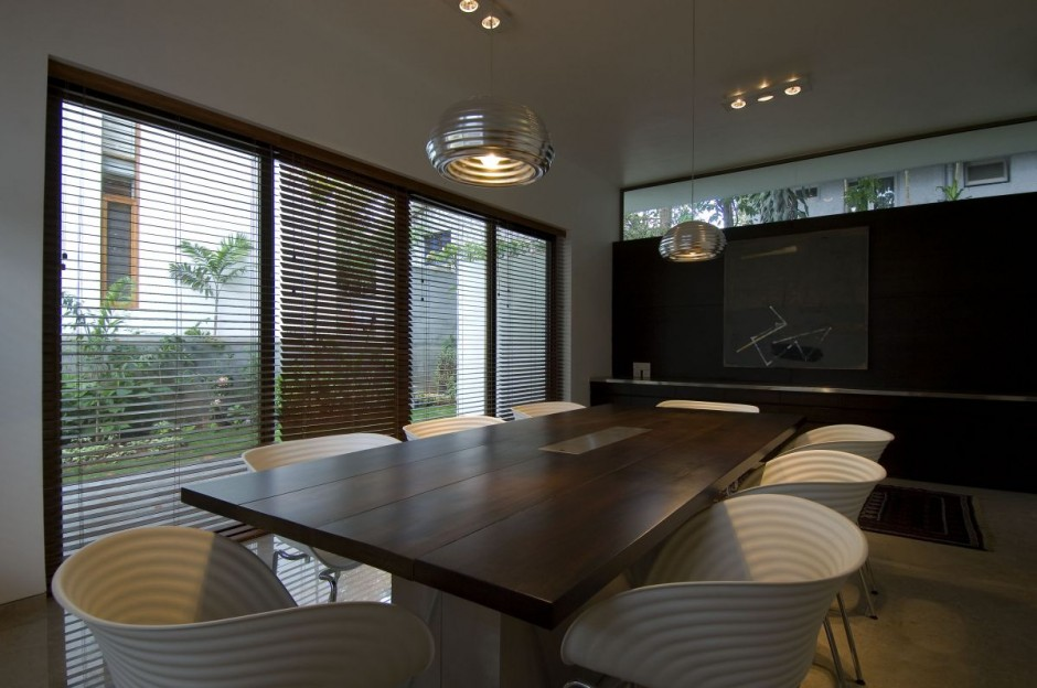 decoracao de sala luxo:Modern Dining Room Design