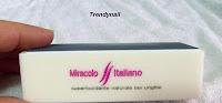 Miracolo Italiano by Clarissa nails: mattoncino superlucidante! Mattoncino