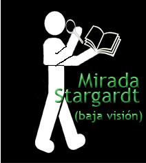 Mirada Stargardt (baja visión)