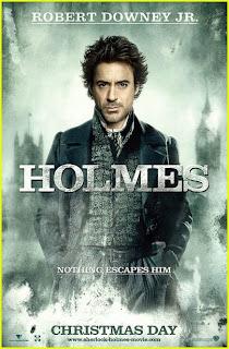 SHERLOCK HOLMES movies poster CIO