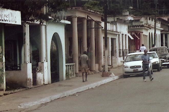 Calle Real frente a los Canas