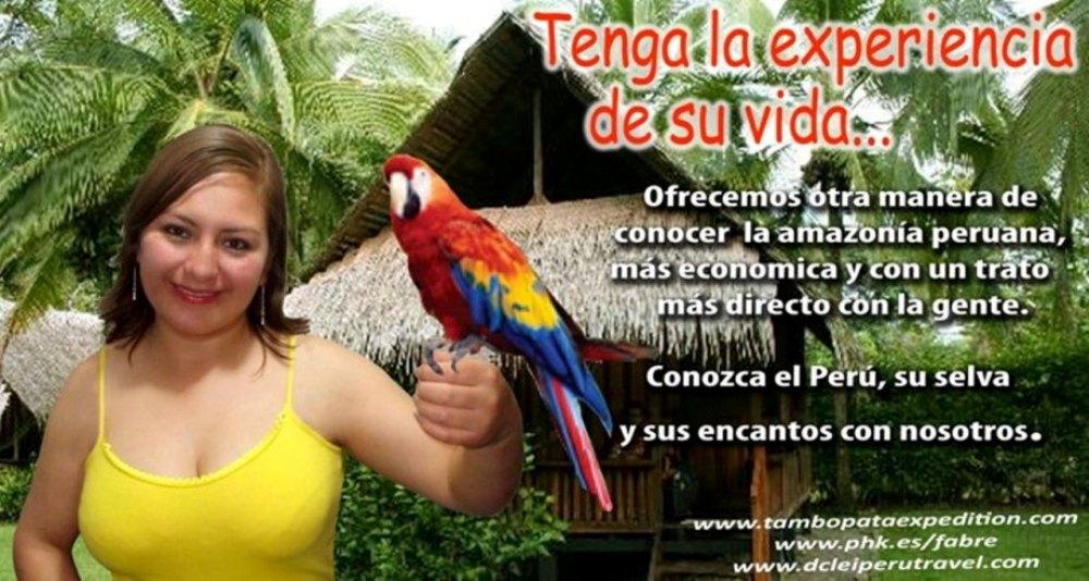 """Agencia de Viajes y Turismo """"DCLEI PERU TRAVEL""""."""