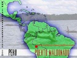 FOTO:  PUERTO MALDONADO