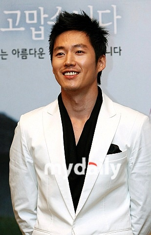 Jang Hyuk Wife