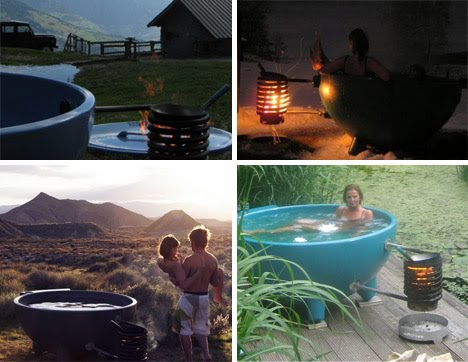 Rainboeliza lust a small space portable hot tub for Small hot tubs for small spaces