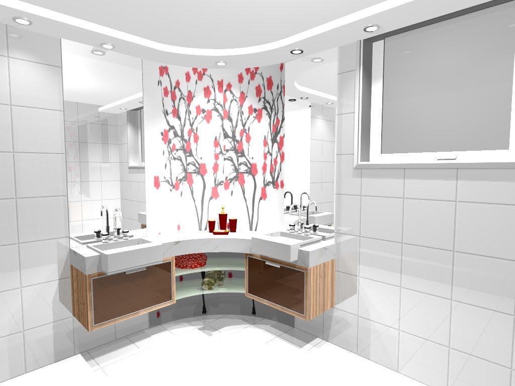 Banheiro Suite Suite Master   V2.jpg #9C2F3F 1024 768