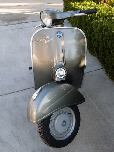 Yet another Vintage Vespa