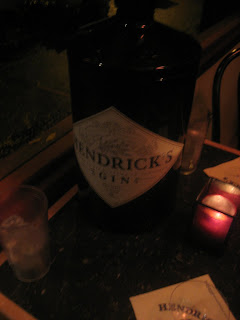 Hendrick's Gin from Scotland