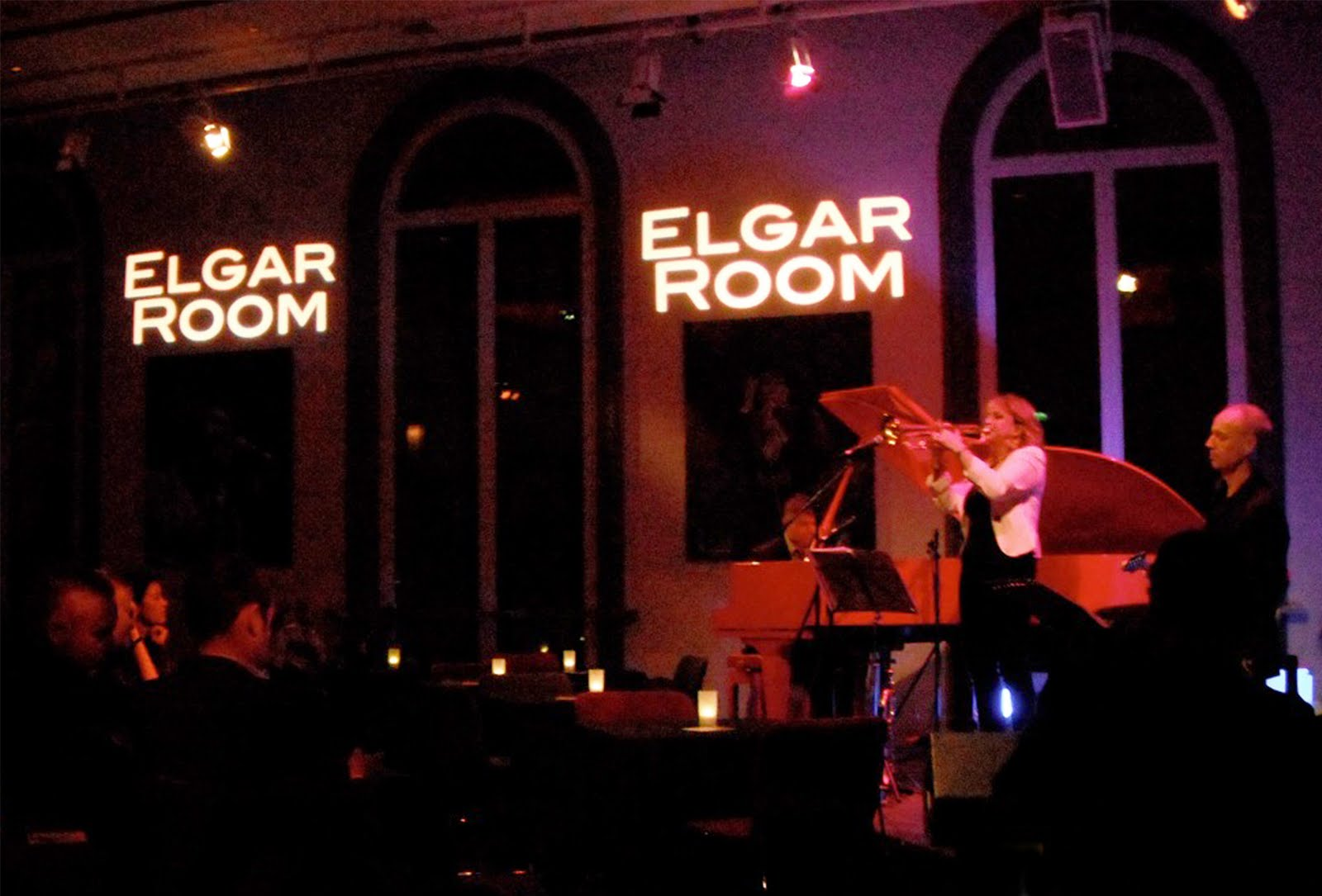 Londonjazz review sue richardson at the royal albert for Door 12 royal albert hall