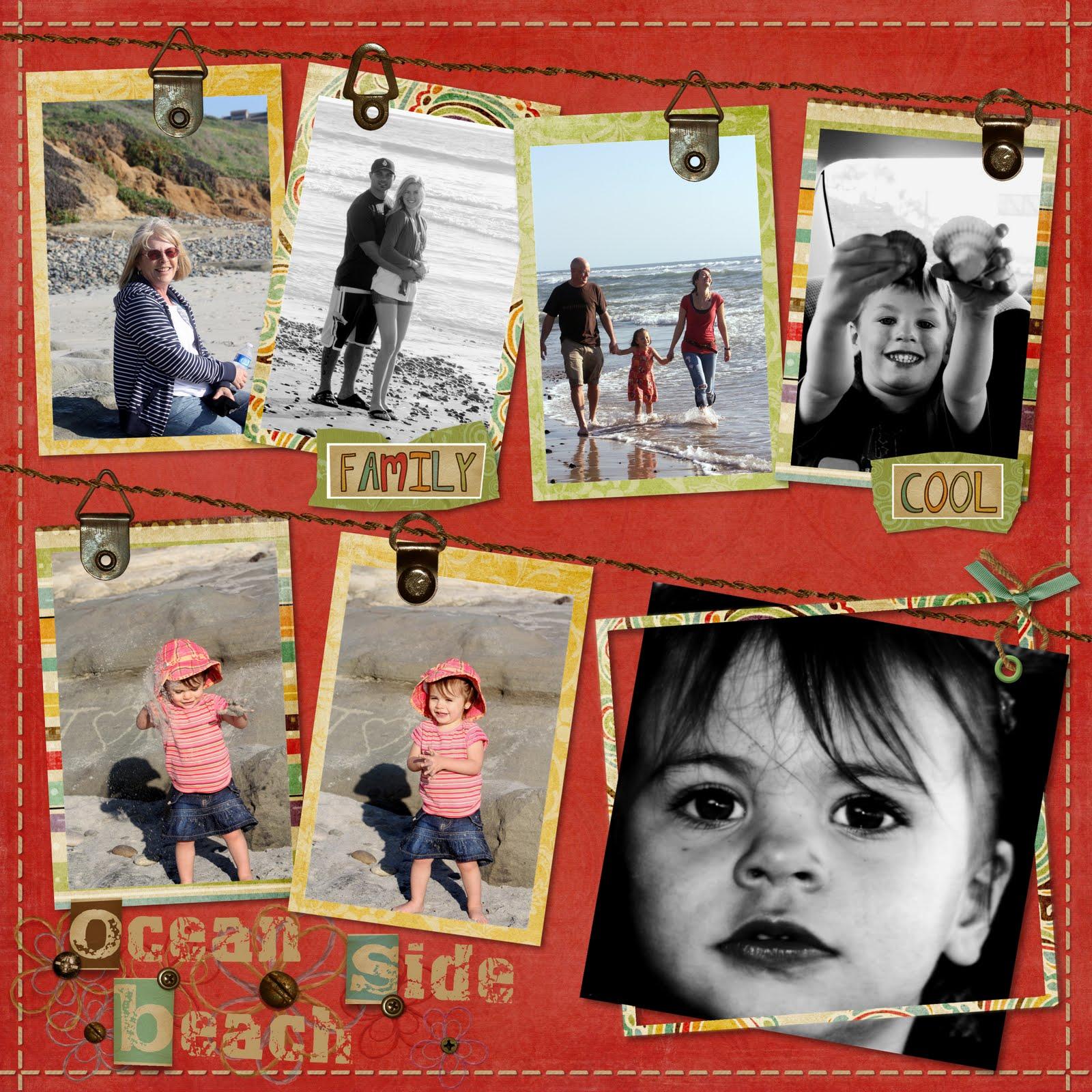 Family scrapbook ideas on pinterest - Mommaru Blog Scrapbooking Ideas Family
