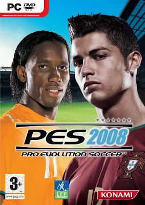 Pro Evolution Soccer (2008)