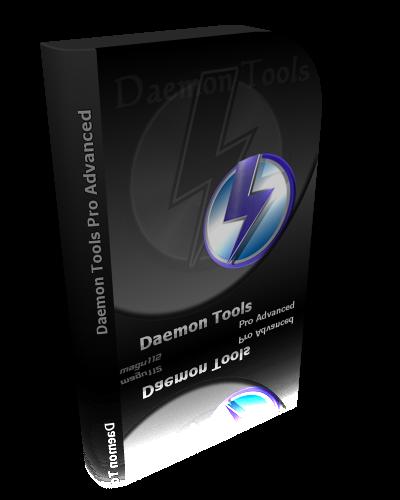 DAEMON Tools Pro Advanced Edition v5.1.0.0333 [FULL] - full TheBest!