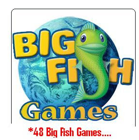 Free download 4 all full version pc game 48 big fish for All fishing games