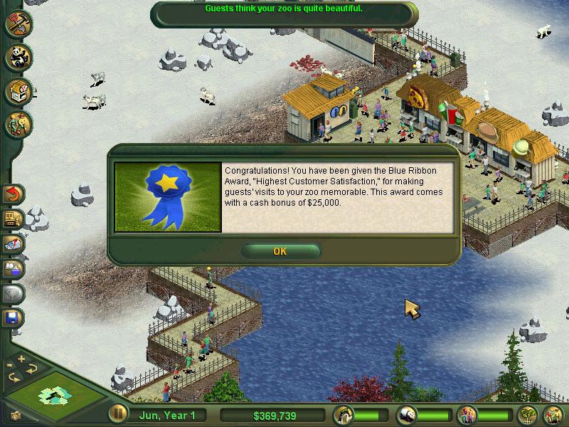 Full Zoo Tycoon