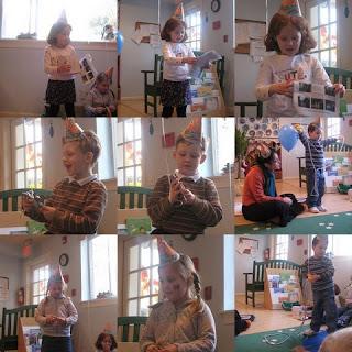 Kinder Gan Preschool Pre-K: show and tell letter J