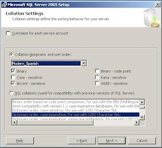 Manual sql server 2005 management studio