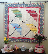 Spring Showers Quilt