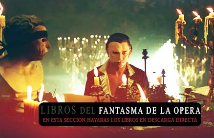 LETRA FANTASMA DE LA OPERA - Anabantha   Musica.com