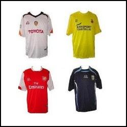 22173c71d2cd5 Todo en Camisetas  Camisetas de Futbol para Liga