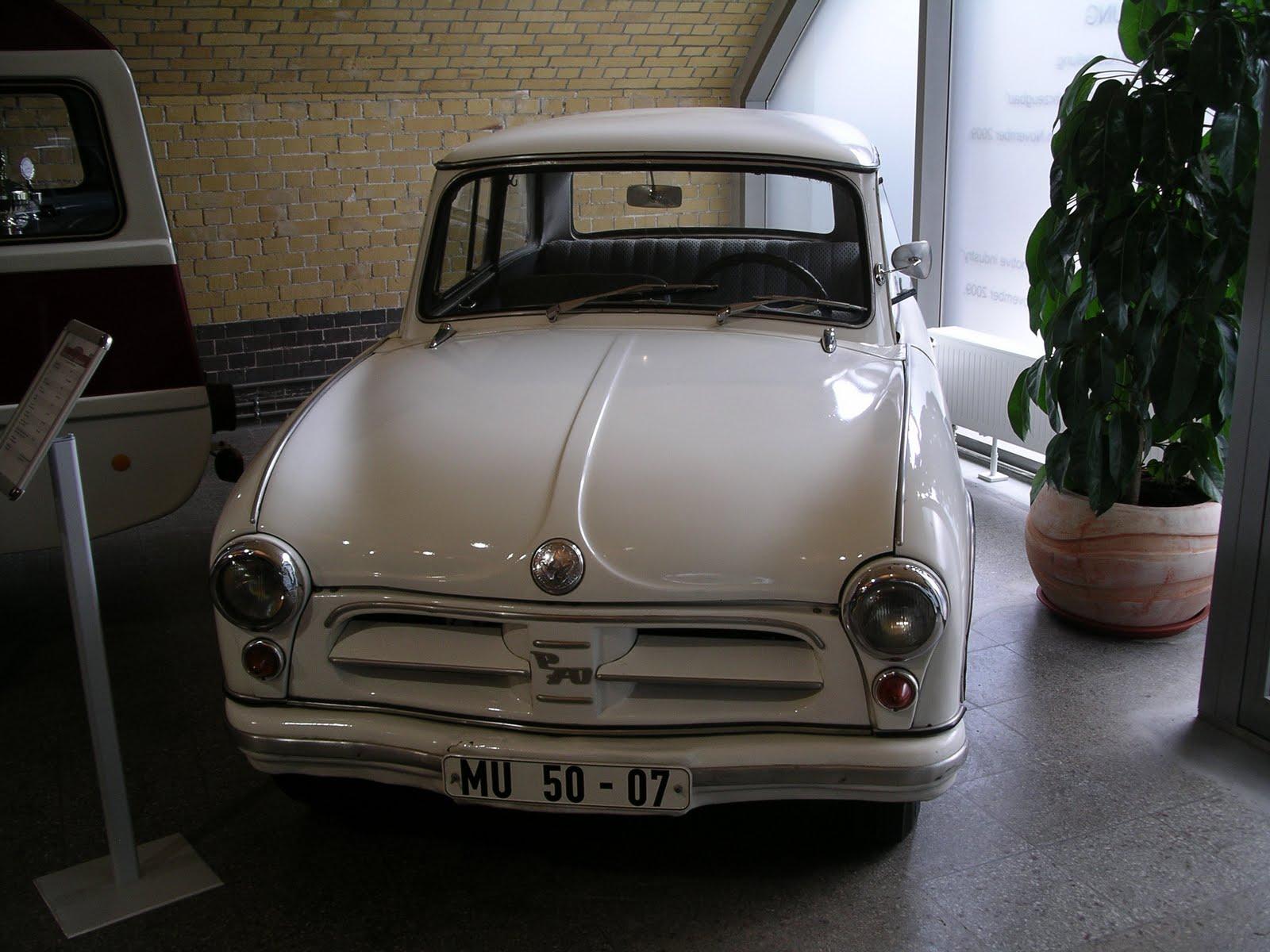 drew on its DKW patrimony