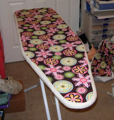 ironing board anew