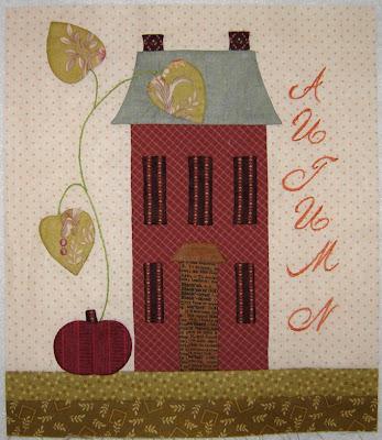 Autumn House Block 1