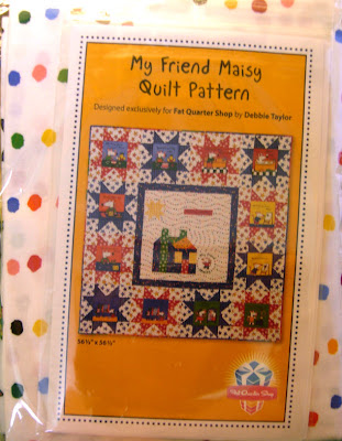 My Friend Maisy quilt kit