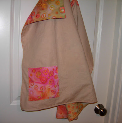 nursing cover, lining