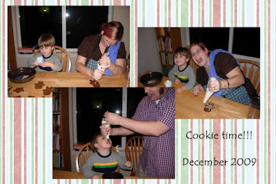 Cookie fun, 2009