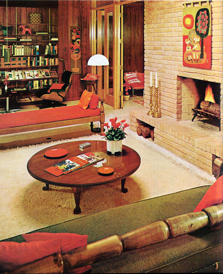 Mid centuria art design and decor from the mid century for Furniture 60s style