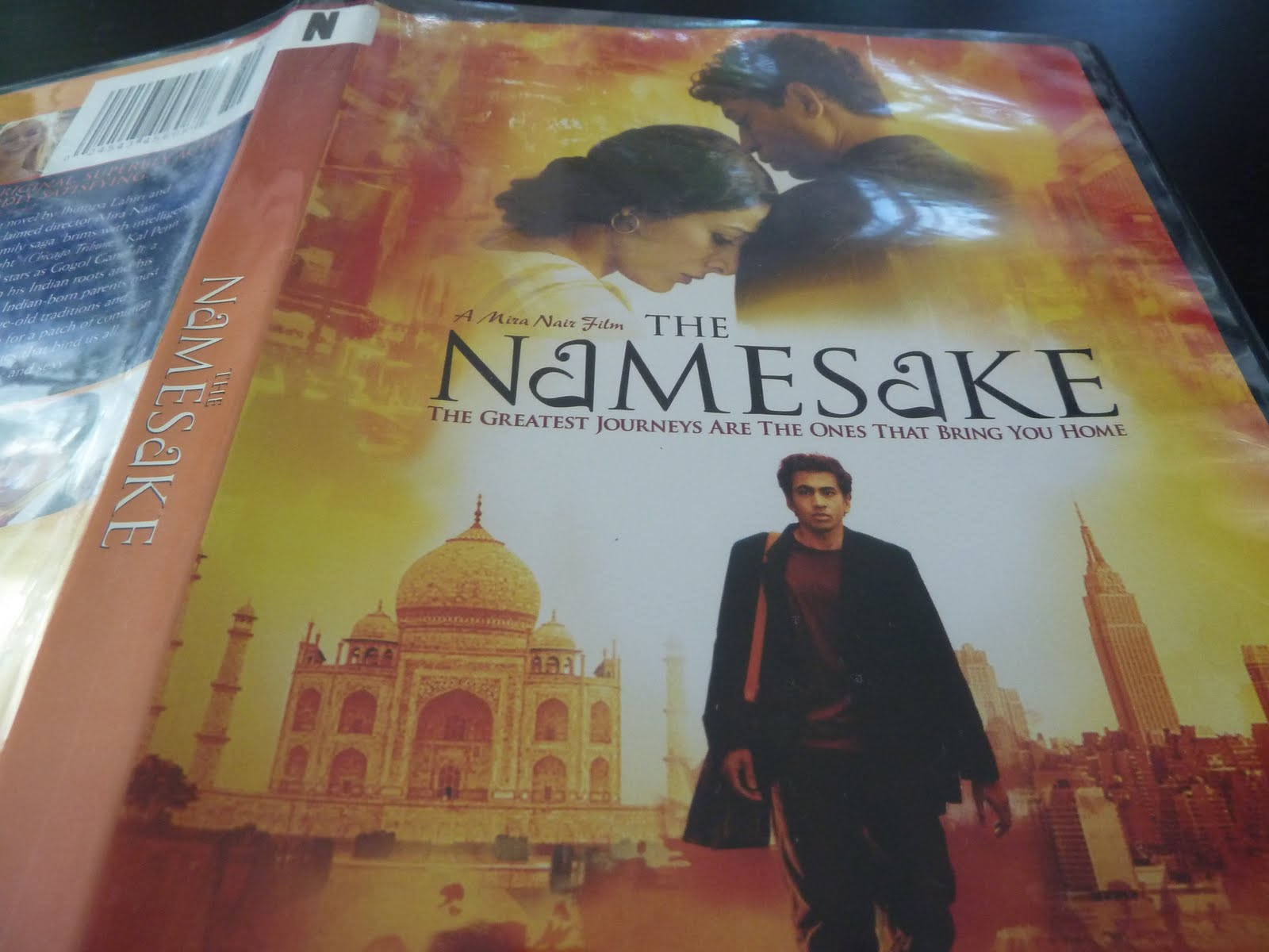 the namesake the greatest journeys are A great book combines enrichment with enchantment it awakens our imagination and enlarges our humanity it can  journeys alone to the us shortly after marrying ashoke  she published the namesake, a novel, and followed that in 2008 with a second collection of short stories.