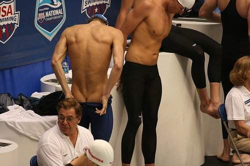 Michael phelps butt naked