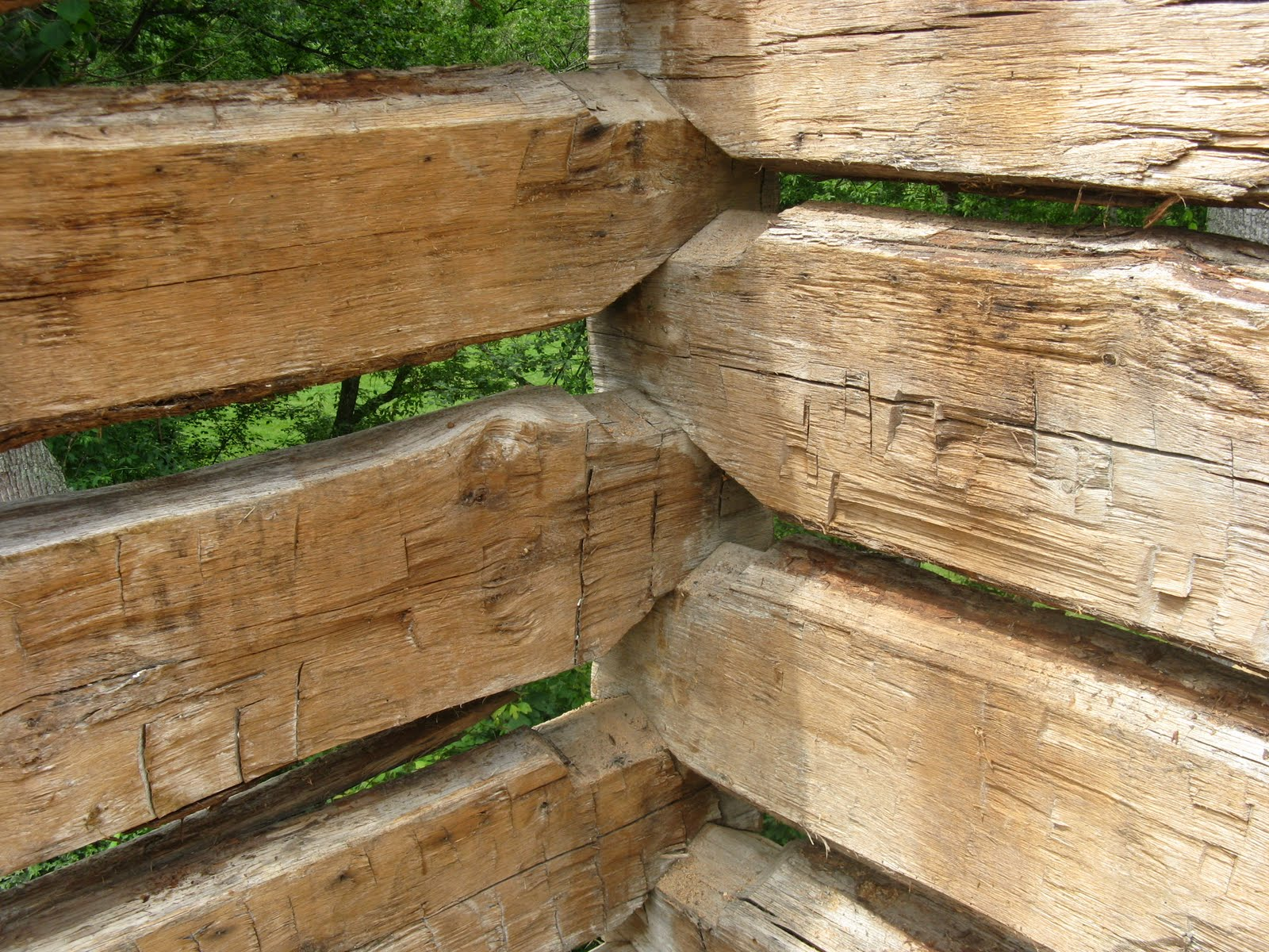Superb img of header log 2 jason renotching logs 3 a very tight fit 4 v notch june  with #987233 color and 1600x1200 pixels