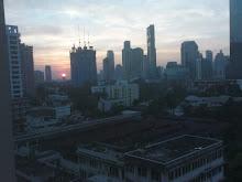 Bangkok skyscrappers