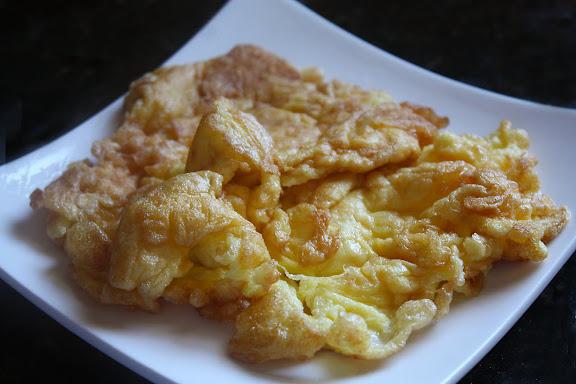 thai omelet khai jiao