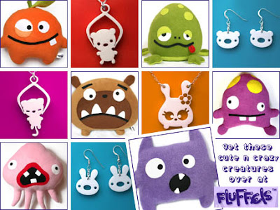 Cute creatures at Fluffels!