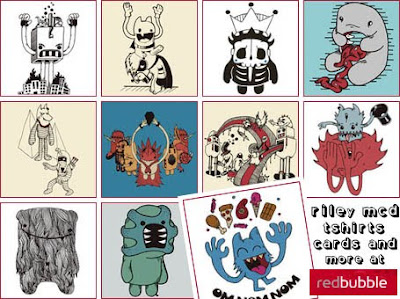 Riley McD at RedBubble