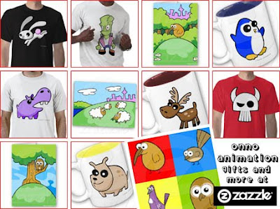 Onno Animation at Zazzle
