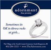 Extraordinary Articles of Adornment